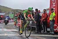 Vuelta stage 17