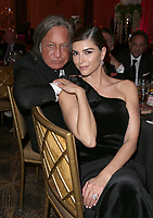 LOS ANGELES, CA - NOVEMBER 9: Mohamed Hadid, Shiva Safai, at the 2nd Annual Vanderpump Dog Foundation Gala at the Taglyan Cultural Complex in Los Angeles, California on November 9, 2017. Credit: November 9, 2017. Credit: Faye Sadou/MediaPunch