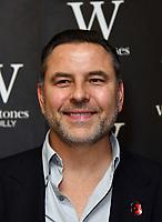NOV 10 David Walliams book signing, London
