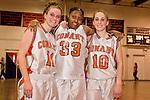 Basketball Girls 15 Sanborn + JV