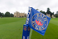 A general view of Bath Rugby colours at Farleigh House. Bath Rugby pre-season training session on July 28, 2017 at Farleigh House in Bath, England. Photo by: Patrick Khachfe / Onside Images