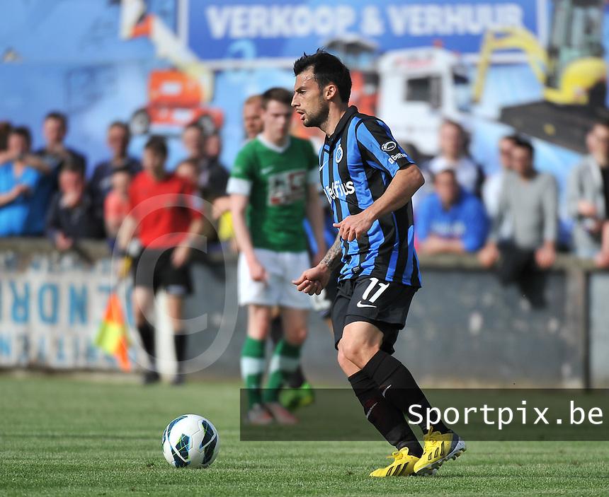 Torhout KM - Club Brugge KV : Ivan Trickovski<br /> foto VDB / Bart Vandenbroucke
