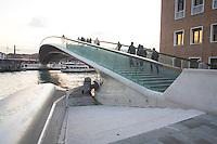 ponte Calatrava Venezia