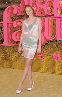 Lily Cole at the &quot;Absolutely Fabulous: The Movie&quot; world film premiere, Odeon Leicester Square, Leicester Square, London, England, UK, on Wednesday 29 June 2016.<br /> CAP/CAN<br /> &copy;CAN/Capital Pictures /MediaPunch ***NORTH AND SOUTH AMERICAS ONLY***