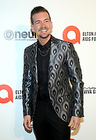 09 February 2020 - West Hollywood, California - Damon Sharpe. 28th Annual Elton John Academy Awards Viewing Party held at West Hollywood Park. Photo Credit: FS/AdMedia