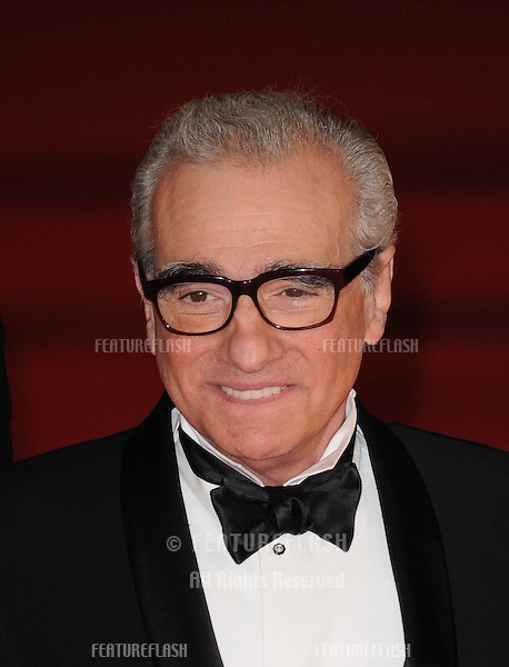 Martin Scorsese attends the La Dolce Vita premiere during the 5th annual Rome Film Festival in Rome, Italy. .October 30, 2010  Rome, IT.Picture: Petra / Featureflash