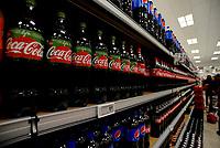 Roma, 5 Aprile 2017<br /> Coca cola<br /> Esselunga del prenestino.<br /> Apre il primo Superstore di Esselunga a Roma, in Via Palmiro Togliatti.