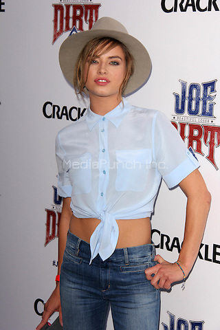 CULVER CITY, CA - JUNE 24: Brittany Brousseau at the Joe Dirt 2 Premiere at Sony Studios in Culver City, California on June 24, 2015. Credit: David Edwards/MediaPunch
