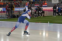 SPEEDSKATING: HAMAR: Vikingskipet, 28-02-2020, ISU World Speed Skating Championships, Sprint, 500m Ladies, Daria Kachanova (RUS), ©photo Martin de Jong