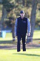 Steve Stricker (USA) at the 1st green during Thursday's Round 1 of the 2018 AT&amp;T Pebble Beach Pro-Am, held over 3 courses Pebble Beach, Spyglass Hill and Monterey, California, USA. 8th February 2018.<br /> Picture: Eoin Clarke | Golffile<br /> <br /> <br /> All photos usage must carry mandatory copyright credit (&copy; Golffile | Eoin Clarke)