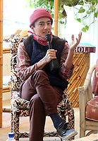 PACIFIC PALISADES, CA -June 28: Yancy Schwartz, at Elisabeth Rohm ihosts a RESPECT TALK on How To Cultivate More Bliss in Today's World at Veronica Beard in Pacific Palisades California on June 28, 2020. Credit: Faye Sadou/MediaPunch