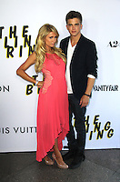 LOS ANGELES, CA - JUNE 04: Paris Hilton and River Viiperi arrive at the 'The Bling Ring' - Los Angeles Premiere at Directors Guild Of America on June 4, 2013 in Los Angeles, California. (Photo by Celebrity Monitor)