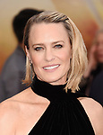 HOLLYWOOD, CA - MAY 25:  Actress Robin Wright arrives at the premiere of Warner Bros. Pictures' 'Wonder Woman' at the Pantages Theatre on May 25, 2017 in Hollywood, California.