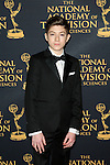 LOS ANGELES - APR 24: Mason Cook at The 42nd Daytime Creative Arts Emmy Awards Gala at the Universal Hilton Hotel on April 24, 2015 in Los Angeles, California