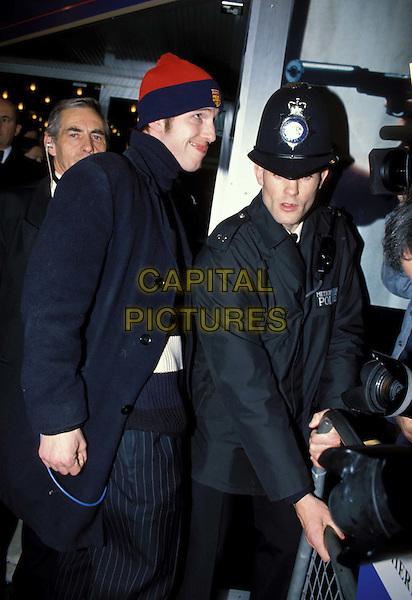 PAUL KAYE - DENNIS PENNIS - DENIS PENIS.Ref: 1765.www.capitalpictures.com.sales@capitalpictures.com.©Capital Pictures.policeman