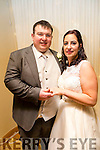 Rachael Prendiville and John McCarthy were married at St Stephen and St John's Church, Castleisland by Fr. Sean Horgan on friday 30th December 2016 with a reception at Ballyroe Heights Hotel