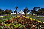 California: San Francisco. Conservatory of Flowers in Golden Gate Park.  Photo copyright Lee Foster. Photo #: 23-casanf78753
