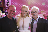 Natalie Gulbis (USA) enjoying the opening ceremony of The Evian Championship 2017, the final Major of the ladies season, held at Hotel Royal, Evian-les-Bains, France. 12th September 2017.<br /> Picture: Eoin Clarke | Golffile<br /> <br /> <br /> All photos usage must carry mandatory copyright credit (&copy; Golffile | Eoin Clarke)