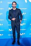 Paco Leon attends to blue carpet of presentation of new schedule of Movistar+ at Queen Sofia Museum in Madrid, Spain. September 12, 2018. (ALTERPHOTOS/Borja B.Hojas)