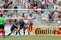 Cary, North Carolina  - Sunday May 21, 2017: Danielle Colaprico during a regular season National Women's Soccer League (NWSL) match between the North Carolina Courage and the Chicago Red Stars at Sahlen's Stadium at WakeMed Soccer Park. Chicago won the game 3-1.