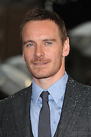 Michael Fassbender arriving the UK Premiere of 'X-Men: Days of Future Past' at Odeon Leicester Square, London. 12/05/2014 Picture by: Alexandra Glen / Featureflash