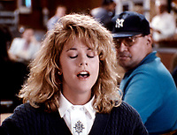 When Harry Met Sally... (1989) <br /> Meg Ryan<br /> *Filmstill - Editorial Use Only*<br /> CAP/KFS<br /> Image supplied by Capital Pictures