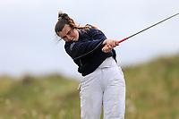 Sarah Burke (Mullingar) during the 2nd round of the Irish Women's Open Stroke Play Championship, Enniscrone Golf Club, Enniscrone, Co. Sligo. Ireland. 16/06/2018.<br /> Picture: Golffile | Fran Caffrey<br /> <br /> <br /> All photo usage must carry mandatory  copyright credit (© Golffile | Fran Caffrey)