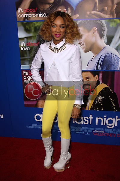 Lil Mama<br /> at the &quot;About Last Night&quot; Los Angeles Premiere, Arclight, Hollywood, CA 02-11-14<br /> David Edwards/Dailyceleb.com 818-249-4998