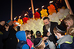 Los Altos Balloon Chanukah Celebration and Menorah Lighting