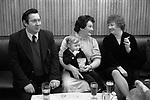 Working Mens Club, Saturday night entertainment.  Coventry Warwickshire 1981