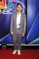 NEW YORK, NY - MAY 13: Nico Santos at the NBC 2019 Upfront Presentation at the Four Seasons Hotel in New York City on May 13, 2019. <br /> CAP/MPI/JP<br /> ©JP/MPI/Capital Pictures