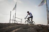 European CX Champion Toon Aerts (BEL/Telenet-Fidea)<br /> <br /> Elite Men's Race<br /> Soudal Jaarmarktcross Niel 2016