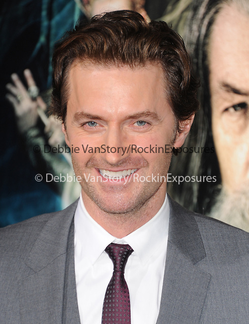 LOS ANGELES, CA - December 02: Richard Armitrage arrives at The Warner Bros' Pictures L.A. Premiere of THE HOBBIT: THE DESOLATION OF SMAUG held at The Dolby Theater in Hollywood, California on December 02,2013                                                                               © 2013 Hollywood Press Agency