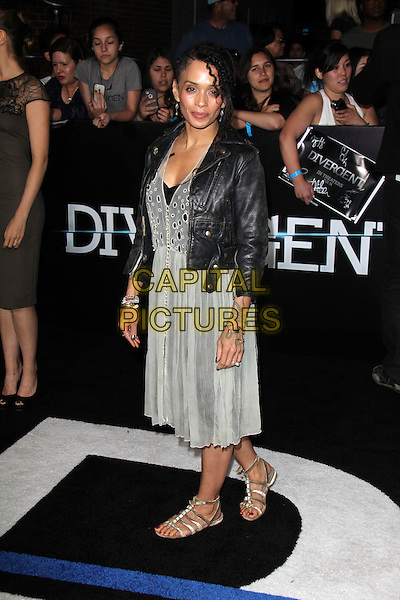 WESTWOOD, CA - March 18: Lisa Bonet at the &quot;Divergent&quot; Los Angeles Premiere, Regency Bruin Theatre, Westwood,  March 18, 2014. <br /> CAP/MPI/JO<br /> &copy;Janice Ogata/MediaPunch/Capital Pictures