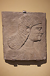 Assyrian Soldier In Relief, Istanbul Archaeology Museum