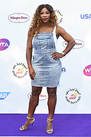 Serena Williams at the Women's Tennis Association 's (WTA) Tennis on The Thames evening reception at OXO2, London, UK. <br /> 28 June  2018<br /> Picture: Steve Vas/Featureflash/SilverHub 0208 004 5359 sales@silverhubmedia.com