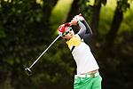 Golfer Wannasiri Sirisampant of Thailand during the 2017 Hong Kong Ladies Open on June 10, 2017 in Hong Kong, China. Photo by Marcio Rodrigo Machado / Power Sport Images