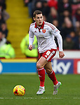 Sheffield United's Paul Coutts - Sheffield United vs Bradford City - Skybet League One - Bramall Lane - Sheffield - 28/12/2015 Pic Philip Oldham/SportImage