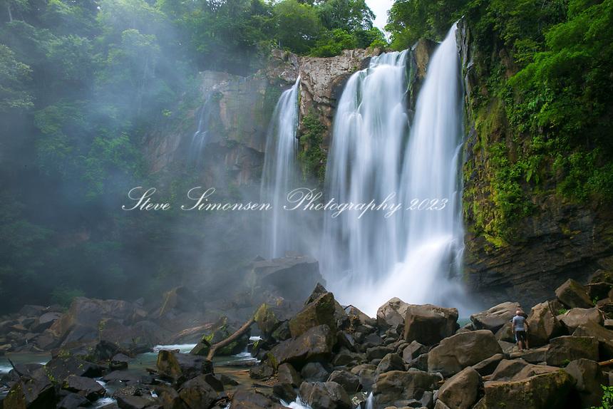 Nuayaca Falls<br /> Costa Rica