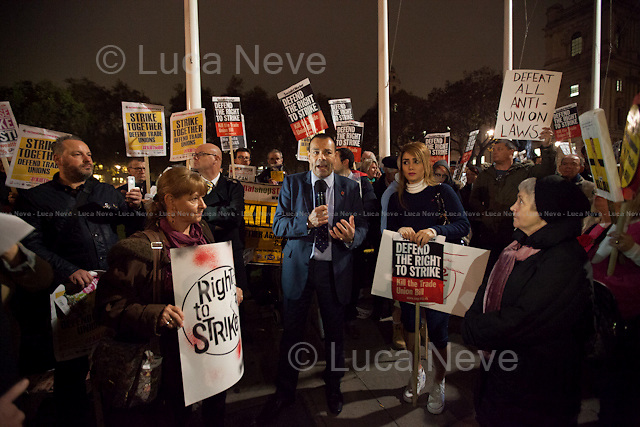 Ian Lawrence (General Secretary at Probation and Family Courts, NAPO).<br />