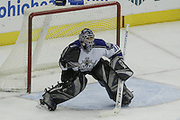 08 February 2006: Los Angeles Kings' Mathieu Goron plays against the Columbus Blue Jackets at Nationwide Arena in Columbus, Ohio.<br />