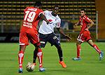 Fortaleza venció como local 2-1 a Independiente Medellín. Fecha 16 Liga Águila II-2016.