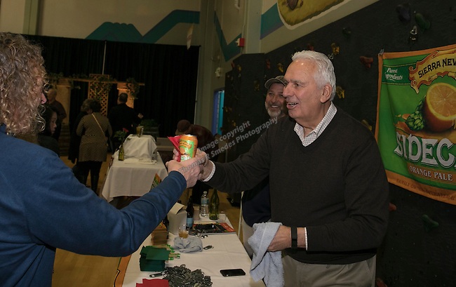 A photograph from the Jack T. Reviglio Cioppino Feed & Auction at the Donald W. Reynolds Facility in Reno on Saturday, February 25, 2017.