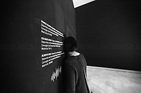 """Listening the Voices of the witnesses. <br /> <br /> Rome, 27/01/2019. Today is the International Holocaust Day, also called Holocaust Memorial Day in UK & Italy. A day designated by the UN General Assembly resolution 60/7 on 1 November 2005 to remember the victims of the Holocaust: 6 million Jews, 2 million Gypsies (Roma & Sinti), 15,000 homosexual people, and millions of others killed by the Nazi regime and its collaborators. The 27th of January (1945) marks the day of the liberation by the Soviet Union Army of the largest death camp, Auschwitz-Birkenau (74th Anniversary). To coincide with the Holocaust Memorial Day the Palazzo delle Esposizioni presents its last experiential exhibition called Witnesses of Witnesses. Remembering and Recounting Auschwitz. From the event website: <<Following a memory trip to Auschwitz, the heart of the devastating Shoah that rocked and shocked the 20th century, a group of students from various Rome high schools began to envisage a different way of recalling those horrific events. These boys' and girls' encounter with Studio Azzurro – a well-known Italian artists' collective involved in experimenting with the language of new media – has spawned """"Witnesses' Testimonials. Recalling and recounting Auschwitz,"""" the first experiential exhibition designed by students in an institutional space within the capital, to be experienced as an event that urges visitors to undertake a physical and mental journey to keep the memory of the story alive. […] A narrow space, which visitors are urged to enter, conjures up the cattle trucks used for deportation. The doors slide shut. In the darkness we hear the voices of Mussolini and Hitler, the frenzied chanting of the adoring crowds, and the insistent drumming of the train on the tracks. The doors open […]>>.<br /> For more info please click here: https://www.palazzoesposizioni.it/ & https://bit.ly/2RkbUTT"""