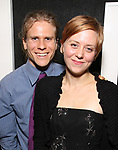 Matt Patterson and Kate Tarker attends the Vineyard Theatre's Annual Emerging Artists Luncheon at The National Arts Club on June 6, 2017 in New York City.