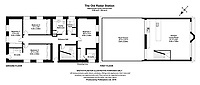 BNPS.co.uk (01202 558833)<br /> Pic: SpenceWillard/BNPS<br /> <br /> Floorplan...<br /> <br /> Listen Up...WW2 radar station that helped The Few defeat Goerings Luftwaffe for sale.<br /> <br /> A historic Battle of Britain radar station has emerged for sale for almost £1million after it was converted into an ultra-modern holiday home.<br /> <br /> The Old Radar Station is located on St Boniface Down, near Ventnor, on the highest point of the Isle of Wight.<br /> <br /> Built in 1938 to defend British shores as the threat of war loomed, it offers breathtaking 360 degree views across the island and the English Channel.