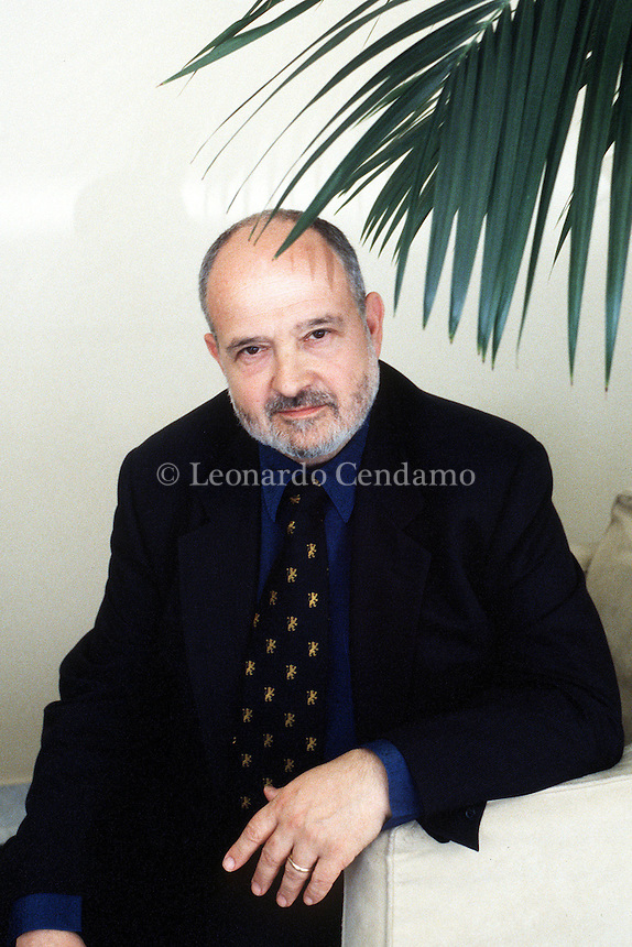 2000: FRANCO CARDINI © Leonardo Cendamo
