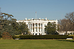 Washington DC USA: The White House, home of the US President.Photo copyright Lee Foster Photo # 1-washdc76043