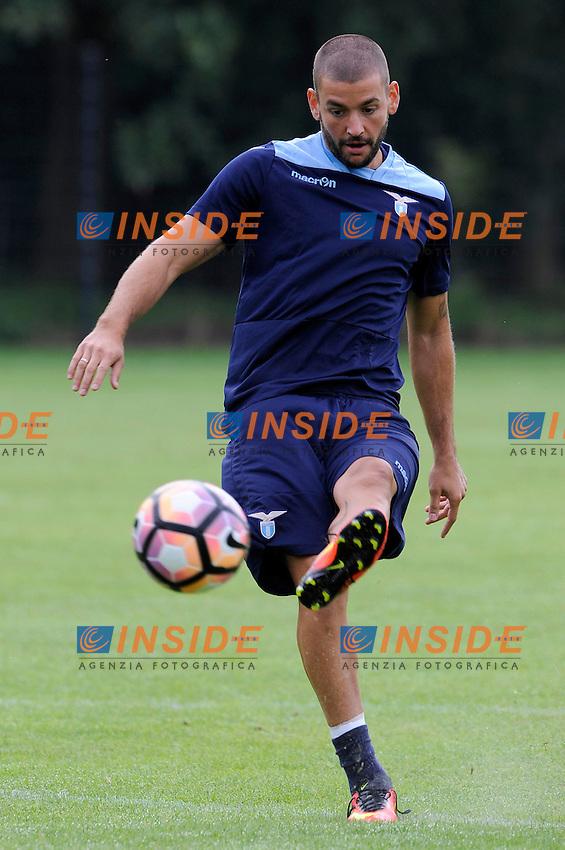 Filip Djordjevic<br /> 06-08-2016 Marienield<br /> Allenamento Lazio <br /> SS Lazio traning day<br /> @ Marco Rosi / Fotonotizia / Insidefoto
