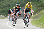 Richie Porte, Christopher Froome (GBR) Sky Procycling